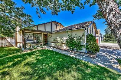 Carson City Single Family Home For Sale: 2454 Eastwood