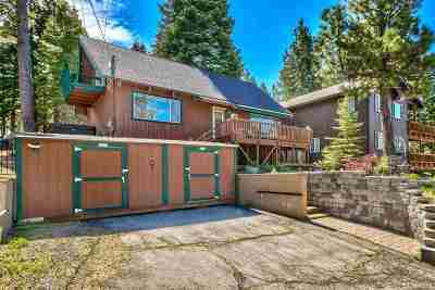 South Lake Tahoe Single Family Home For Sale: 1899 Apalachee Dr.