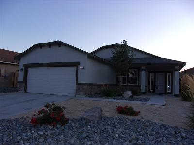 Fernley Single Family Home For Sale: 141 Walnut Dr.