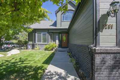 Carson City Single Family Home For Sale: 2291 Oak Ridge Dr.