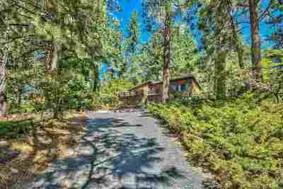 Zephyr Cove Single Family Home Active/Pending-Call: 623 Lakeview