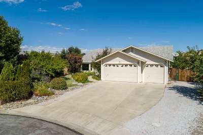 Sparks Single Family Home Active/Pending-House: 2139 Inca Dove Court