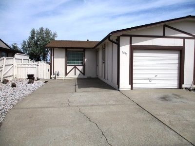 Reno Single Family Home Price Reduced: 6895 Lotus St