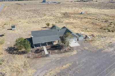 Fernley Single Family Home For Sale: 1650 Alpine