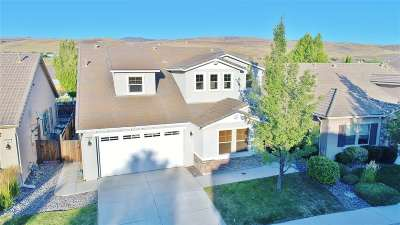 Sparks Single Family Home Price Reduced: 7331 Windswept Loop