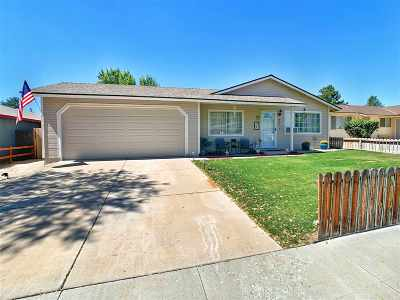 Carson City Single Family Home Active/Pending-Loan: 956 Stanford Dr