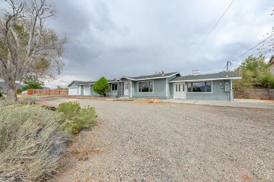 Carson City Single Family Home For Sale: 1771 Pinion Hills Rd