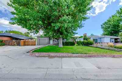 Sparks Single Family Home For Sale: 934 Pyramid Way