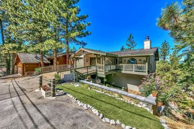Zephyr Cove Single Family Home New: 738 Lakeview Circle