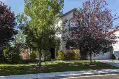 Reno Single Family Home For Sale: 10673 Fire Poppy Cir.