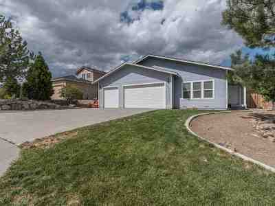 Reno Single Family Home For Sale: 3675 Butch Cassidy