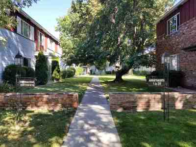 Sparks Condo/Townhouse For Sale: 1940 4th Street #18 #18