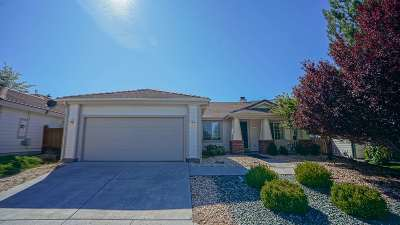 Carson City Single Family Home For Sale: 148 Coventry