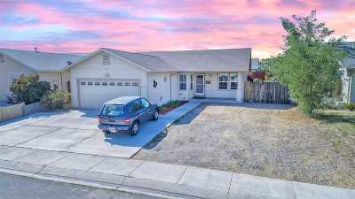 Fernley Single Family Home New: 2119 Fort Bridger