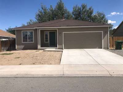 Fernley Single Family Home Price Raised: 714 Fall St