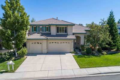 Reno Single Family Home For Sale: 4874 Ramcreek Trail