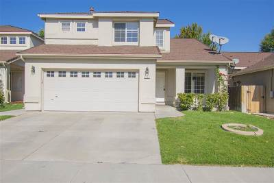 Carson City Single Family Home For Sale: 2722 Foxhill Drive