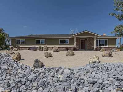 Reno Single Family Home Active/Pending-Loan: 3150 Susileen Drive