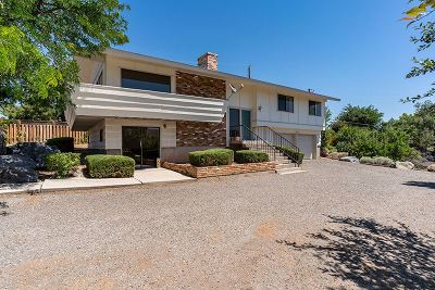 Reno Single Family Home For Sale: 3370 Lookout Pl