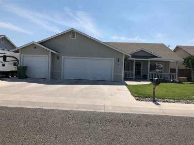 Fallon Single Family Home New: 249 Colorado Lane
