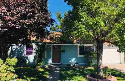 Sparks Single Family Home New: 308 L St