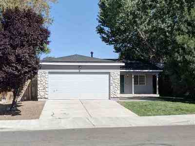 Reno Single Family Home For Sale: 10025 Starfall Drive