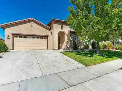 Sparks Single Family Home Active/Pending-Loan: 6537 Citori Drive