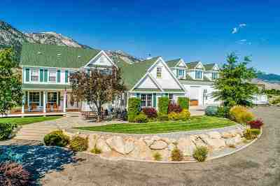 Gardnerville Single Family Home For Sale: 422 Claire Ct