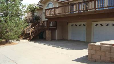 Carson City Single Family Home New: 1787 Pinion Hills Dr.