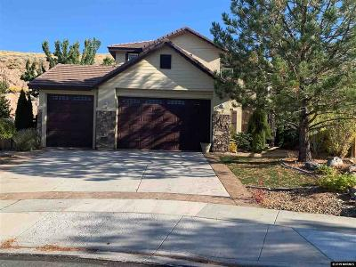 Sparks Single Family Home Active/Pending-Short Sale