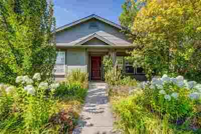 Gardnerville Single Family Home New: 1432 Pin Oak