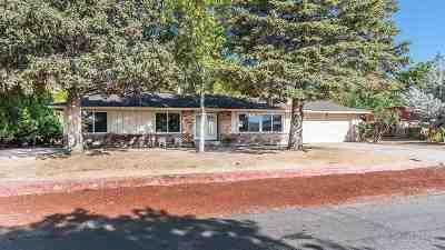 Reno Single Family Home New: 6860 Prestwick Circle