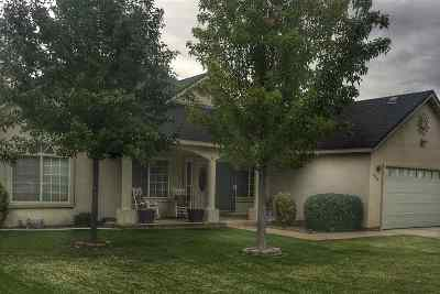 Fernley Single Family Home New: 439 Dog Leg