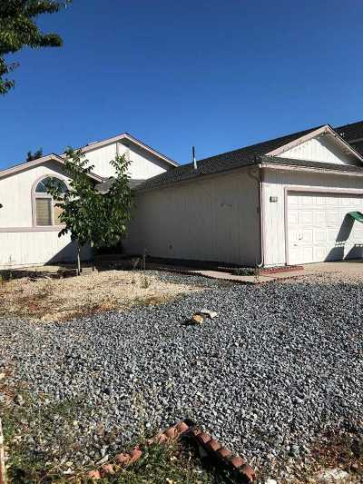Reno Single Family Home New: 8235 Shifting Sands