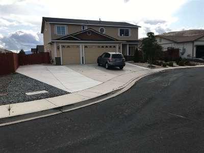 Reno Single Family Home New