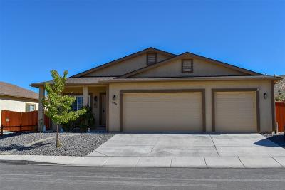 Reno Single Family Home New: 18244 Grizzly Bear Ct.