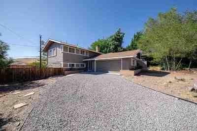 Reno Single Family Home New: 3465 Buckhorn Way