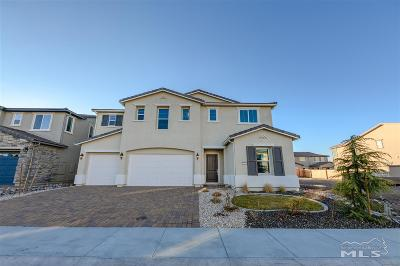 Reno Single Family Home New: 9267 Red Spring Dr #Homesite