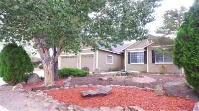 Fernley Single Family Home New: 105 Sario Drive