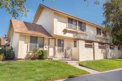 Carson City Condo/Townhouse New: 9 Condor Cir