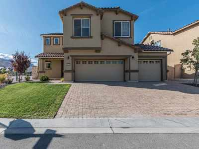 Reno Single Family Home New: 2790 Drum Horse