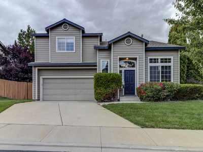 Reno Single Family Home New: 6590 Ruby Mountain Road