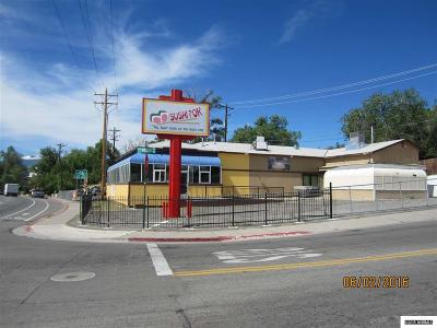 Reno Commercial For Sale: 1499 N Wells Ave