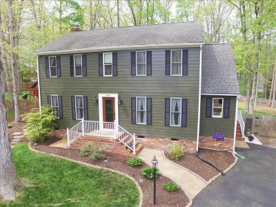 Midlothian VA Single Family Home Sold: $264,950