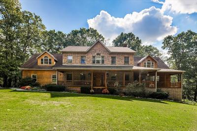 Single Family Home For Sale: 4250 Trump Road