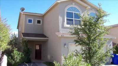 Single Family Home Sold: 4712 Rimrock Dr #Las Cruc