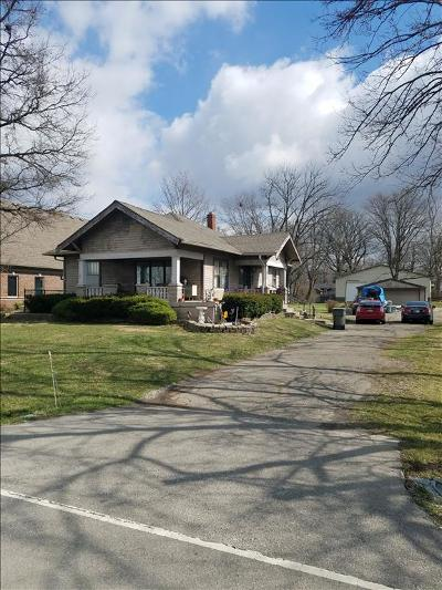 Single Family Home For Sale: 101 N. Shortridge Rd.