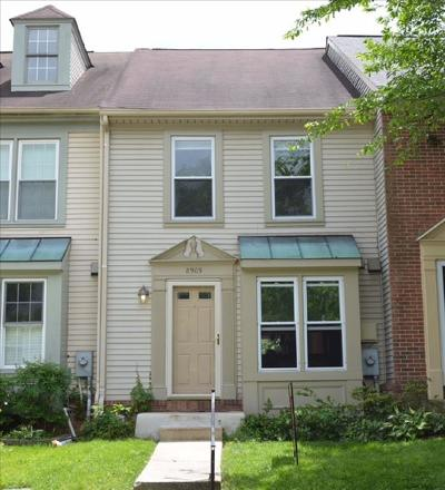 Townhouse Sellers Saved $5,930!*: 8909 Rosewood Way