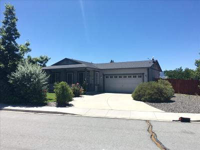 Single Family Home For Sale: 95 Calistoga Ct