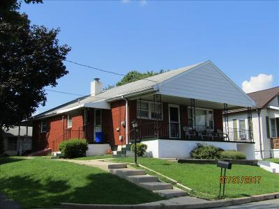 Single Family Home For Sale: 1625 Meade St